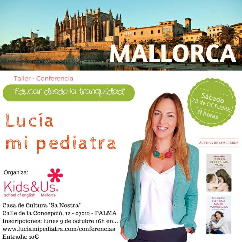 Lucía Mi Pediatra Kids & Us Mallorca