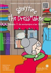 storytime Kids&Us Mallorca The DressMaker