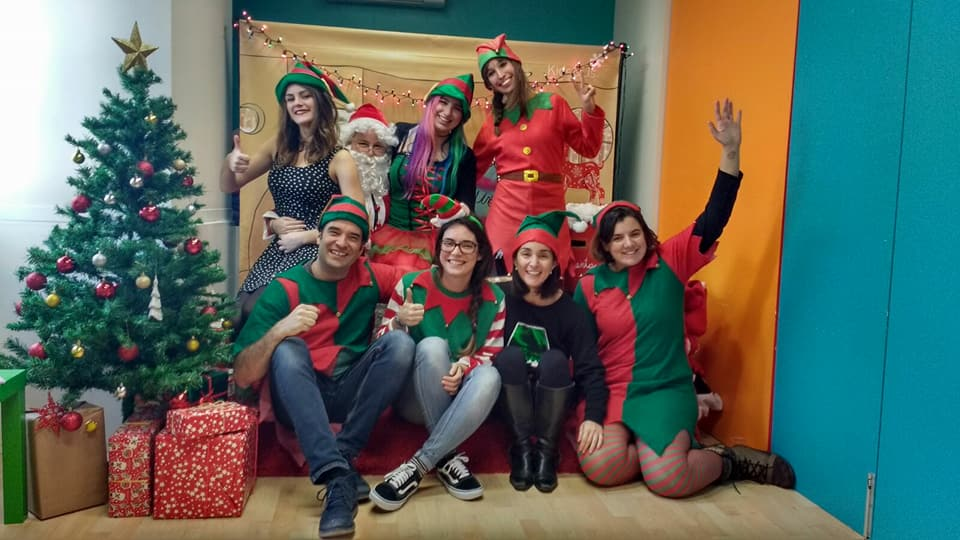 Christmas Party Kids and Us Mallorca