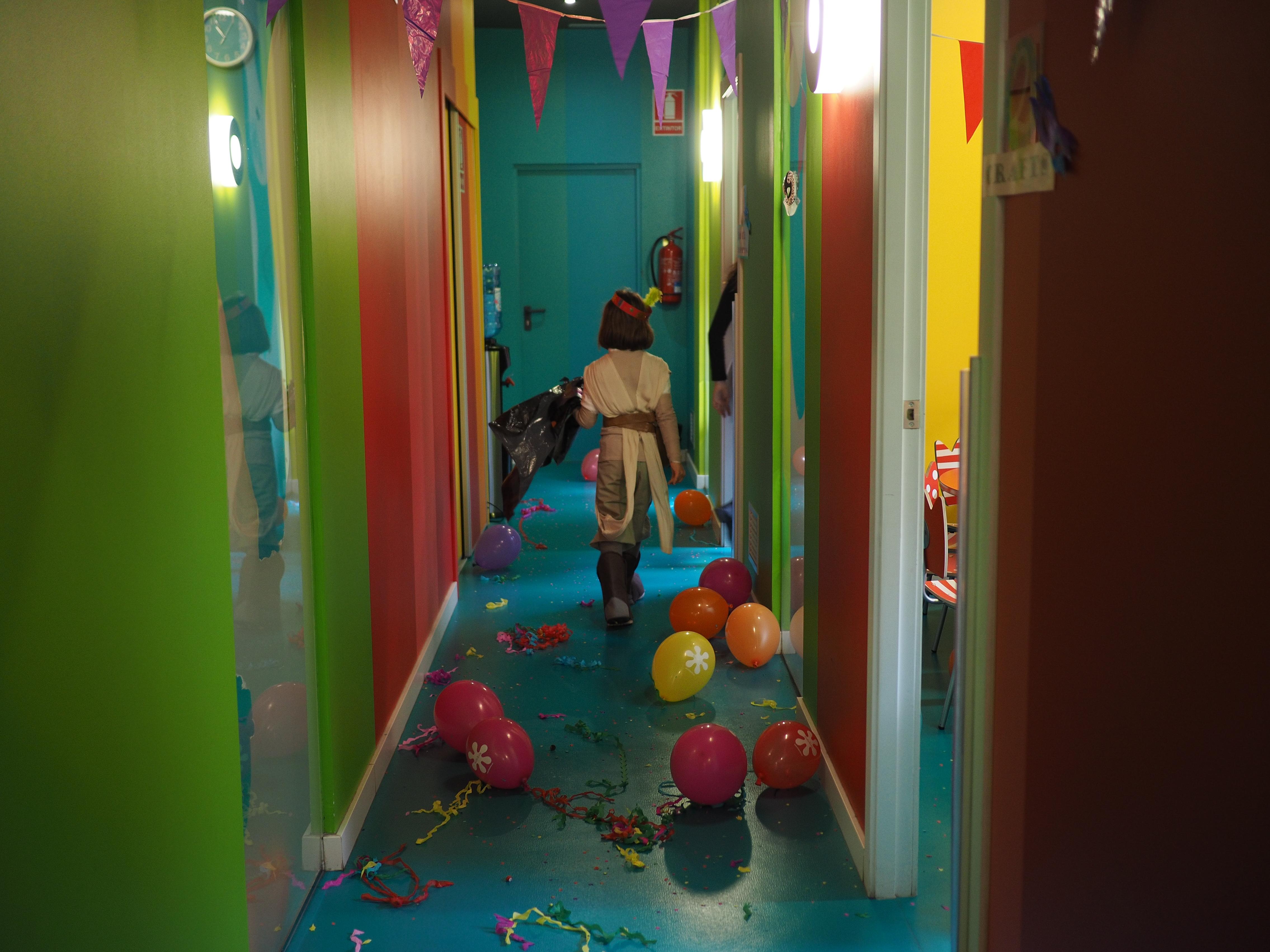 Fiesta carnaval kids&Us Palma Nord