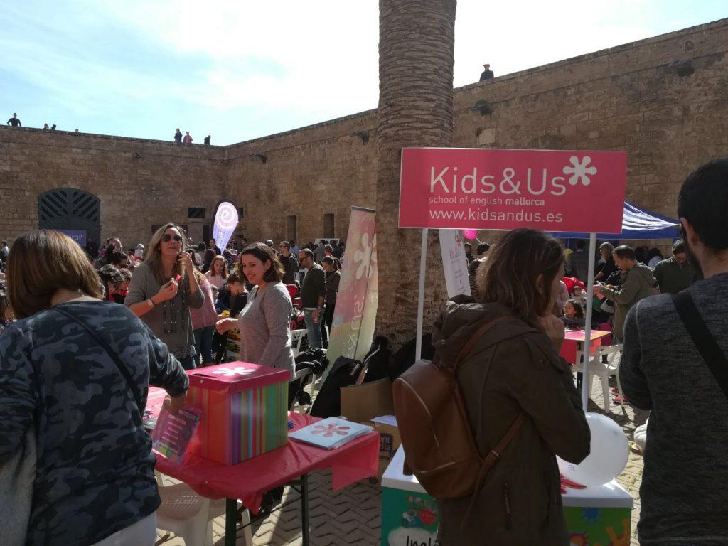 Diada infantil Mallorca