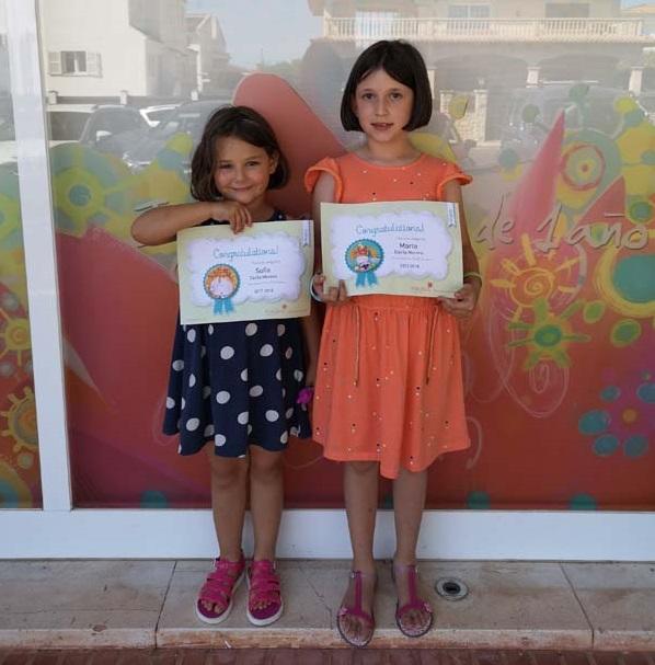 FINAL DE CURSO KIDS&US