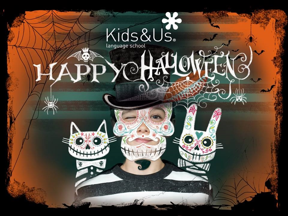 Halloween Kids and Us Mallorca