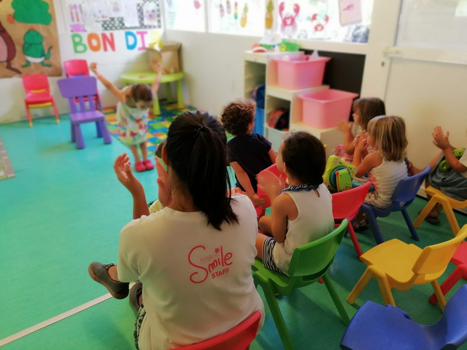 ingles en vacaciones Kids&Us Mallorca